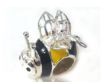 Charm Bead NZ Buzzy Bee 925 Sterling Silver Special Edition