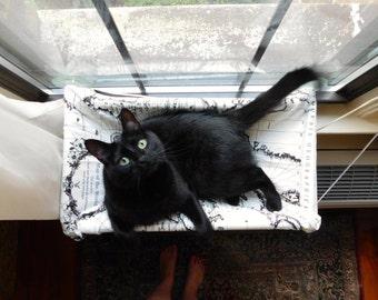 Sunny Seat Window Mount Cat Hammock Bed Cover (multi-print options)