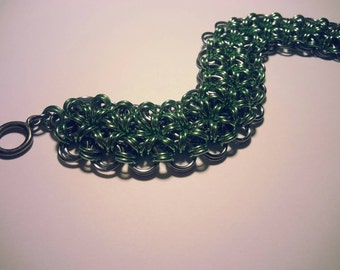 Japanese Lace Chainmail bracelet