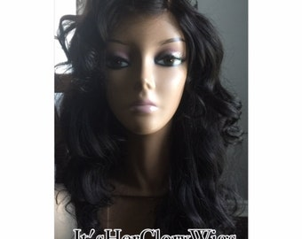 Oh Ms. Jules!  Custom Wig - Raw Cambodian Hair