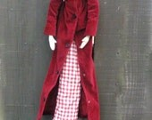 PATTERN, Paper Version- ELLA, make a Country/ Prim Cloth Doll