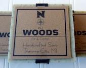 Fir Cedar Soap Handmade Soap Cold Process Mens Natural