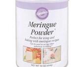 16 oz Meringue Powder by Wilton