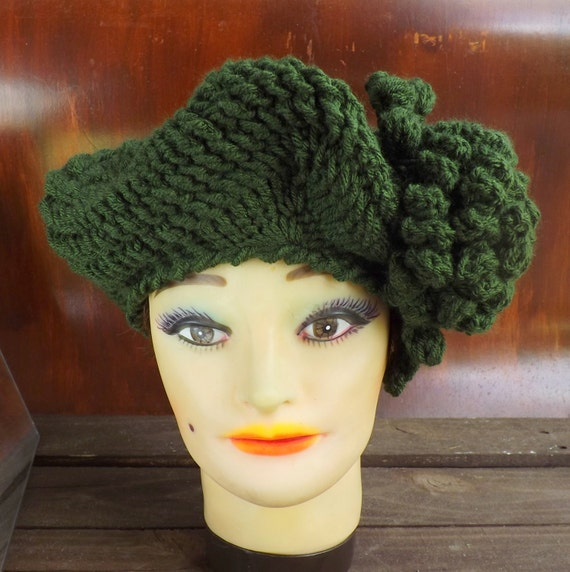 Crochet Beret Pattern Crochet Pattern Hat Crochet Hat Pattern
