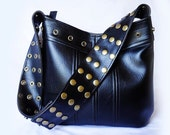 Veronica Mars Movie - Season 3 Replica Bag Faux Leather Antique Brass Snaps