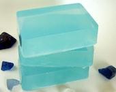 Sea Glass Soap, Soap, Detergent Free Soap