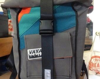 Sunburst Rolltop backpack