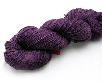Byzantium - Hand Dyed Yarn - Sock Yarn - Worsted - Various Sizes -  Dyed to Order
