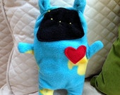 Daisy ~ The Bunny Bummlie ~ Stuffingless Dog Toy