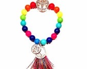 Bling Peace AA recovery serenity prayer bracelet FrEE ShiP