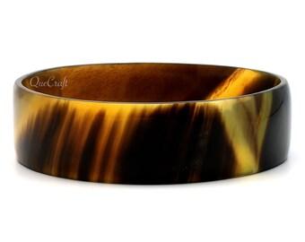 Horn Bangle Bracelet - Q9388