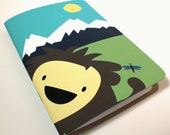 Louie Adventure Pocket Notebook