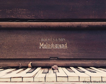Melodigrand Piano Photograph