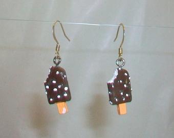 Resin Popsicle Earrings