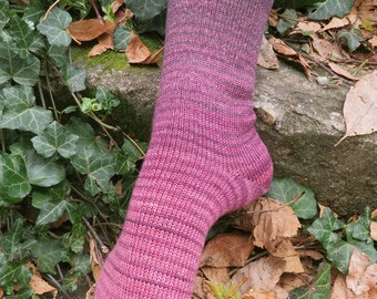 Vampire Boyfriend Gradient Stripes Matching Socks Set, 2-50g Cakes, Greatest of Ease (dyed to order)