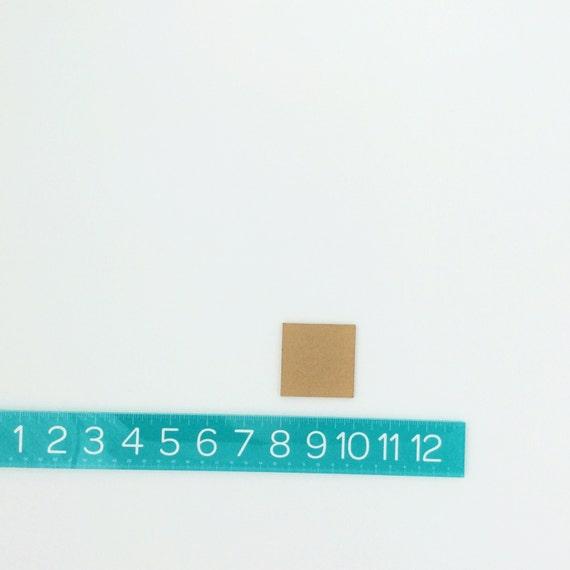 """squares PAIR (2"""")"""