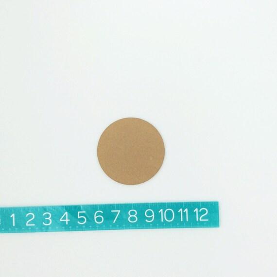 "circles PAIR (4"")"