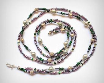 Double Strand Beaded Necklace To Natasha With Love, From Boris