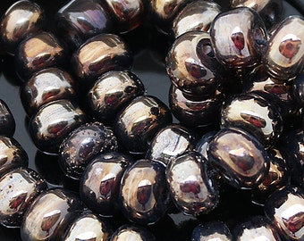 DSG Beads Handmade OrGaNiC Lampwork Glass ~Copper Beauties~