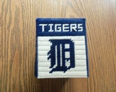 DETROIT TIGERS TISSUEBOX Cover
