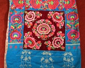 Textiles -  Hmong Baby Carrier/ Hmong / Miao fabric / Hmong embroidery panels - 1052
