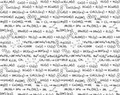Riley Blake Science Equations Fabric