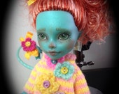 Lorna , she loves flowers ..repainted MH