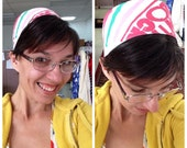 NKOTB New Kids On The Bock Adult Headband Reversible