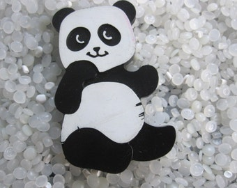 vintage Avon panda pin