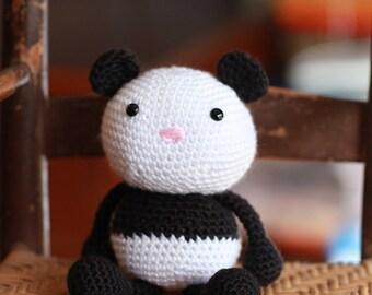 Little Panda stuffed animal toy baby gift