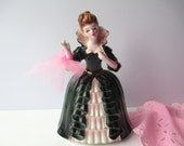 Vintage Lady Juliet Ceramic Planter - So Charming