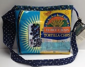 The Sun Always Rises Upcycled Fused Plastic Tote