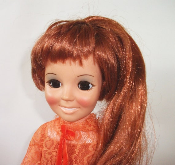 The Price For Hair To Floor Crissy Dollntage Ideal Crissy Doll