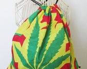 RYG Marijuana Leaf Backpack