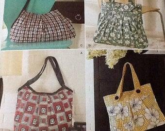 Purse pattern uncut, Shoulder Bag