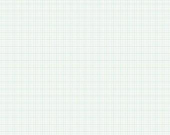 Sale!!  Modern Graph Paper White (C4765-White)