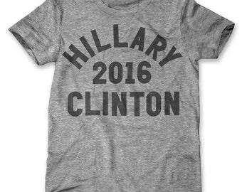 Hillary Clinton For President 2016 (Men's / Unisex)