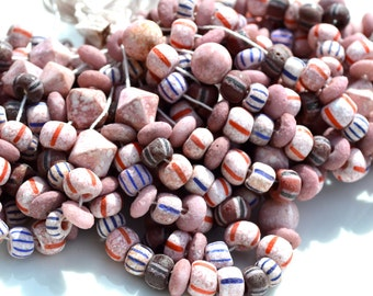 Pink and Brown Ceramic Mix  25