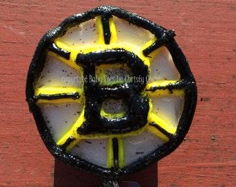 Boston Bruins Badge Holder