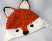 Friendly Fox Hat