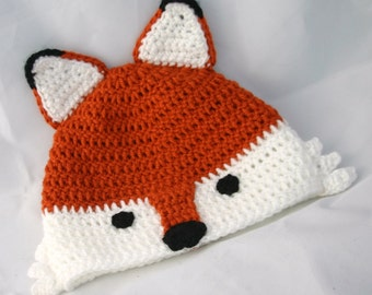 Friendly Fox Hat