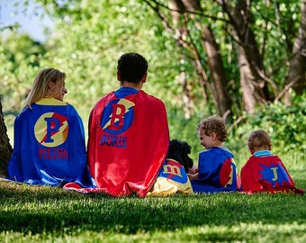 SUPERHERO CAPES - Adult Cape - Custom Cape - Adult Super Hero Cape - Superhero Party Favor - Personalized Cape for Adult- Super Teacher Cape