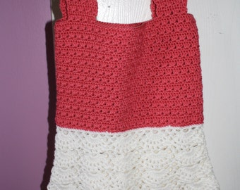 Crocheted Girls/Ladies XS Tank Top