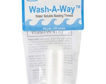 YLI Wash-A-Way Thread 500 Yards