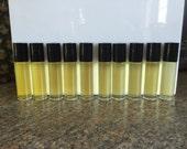 Essential Oil Fragrance Roll on Perfume