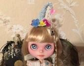 For Blythe Filia Moon 30cm  Midsummers Night Eve Flower Garden Wish Cap