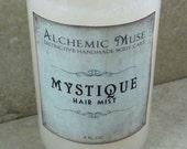 Mystique - Hair Mist - Detangler & Styling Primer - Yuzu, Red Mandarin, Dark Patchouli
