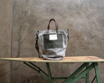 remade 2 way bag