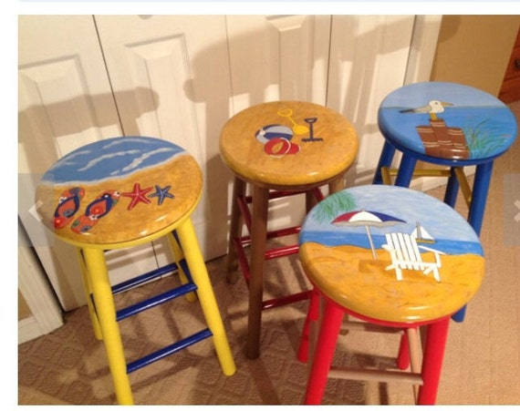 best of images of nautical bar stools