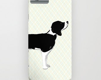 Beagle Dog on Phone Case -  iPhone 6S, iPhone 6 Plus, Gifts for Pet Lovers, , Beagle Gifts, Samsung Galaxy S6, Dog gifts